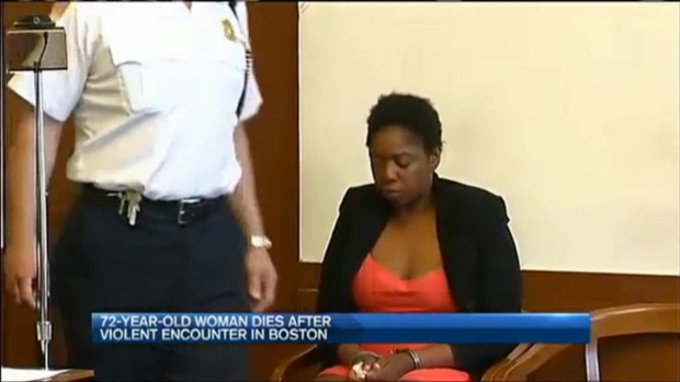 [NECN] Elderly Woman Dies After Being Shoved to Ground in Boston