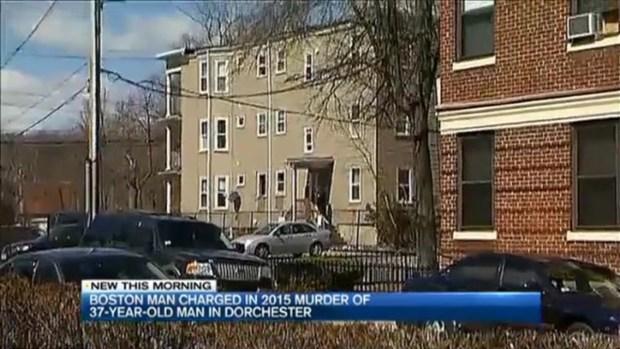 [NECN] Boston Man Charged in 2015 Murder