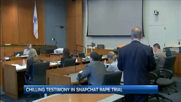 [NECN] Jury Hears More Testimony in Mass. Snapchat Sexual Assault