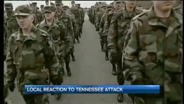 Precautions in Place After Chattanooga Attacks