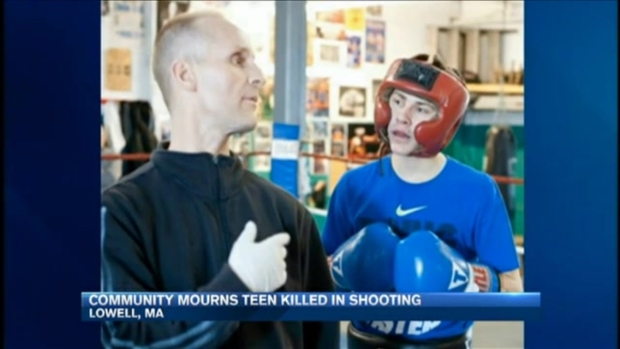 [NECN] Community Mourns Mass. Teen Killed in NH Shooting