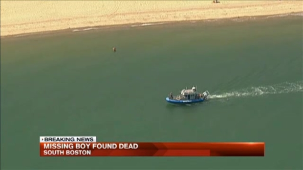 Boy, 7, Found Dead in Water Off Carson Beach