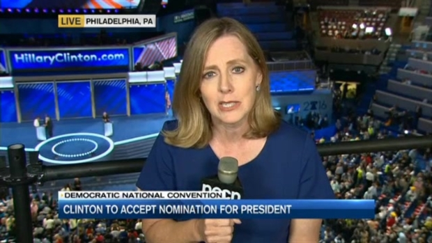 [NECN] Men Discuss Clinton's Historic Nomination