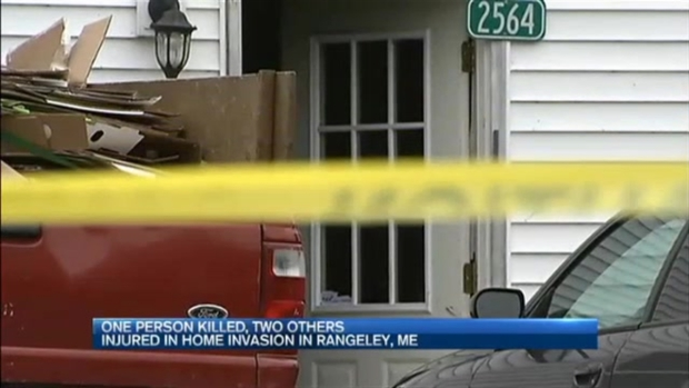 [NECN] Home Invasion Leaves 1 Dead, 2 Hurt