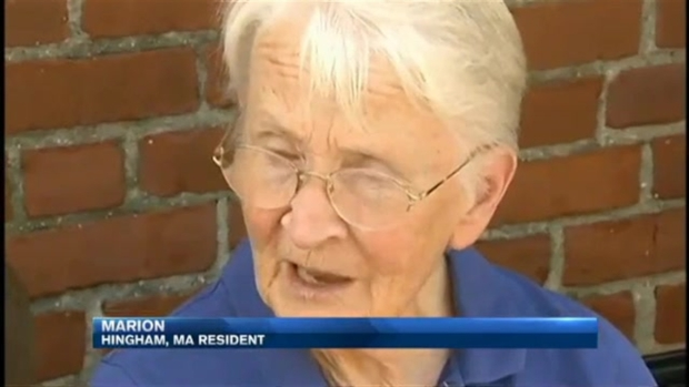 [NECN] Elderly Woman Sexually Assaulted by Stranger in Her Home