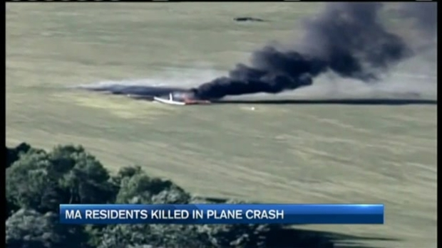 [NECN] Boston COO, Daughter Killed in Milwaukee Plane Crash