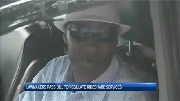 [NECN] Massachusetts Lawmakers Pass Bill to Regulate Rideshare Services