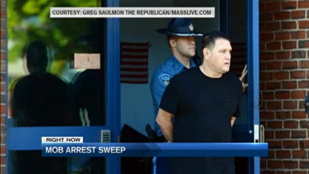 [NECN] 5 From Massachusetts Arrested in Massive East Coast Mob Sweep