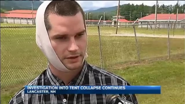 [NECN] Investigation Into Deadly Circus Tent Collapse Continues