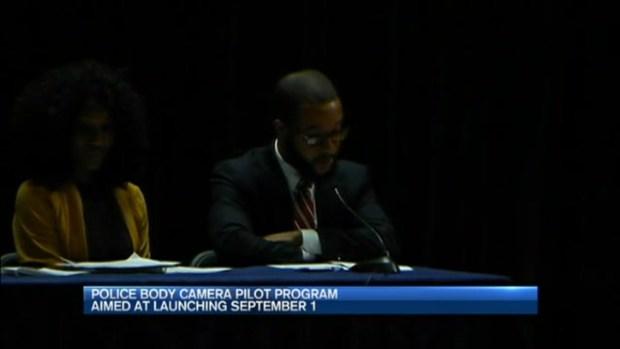 [NECN] Boston Police Announce Body Cam Pilot Program's Target Launch Date