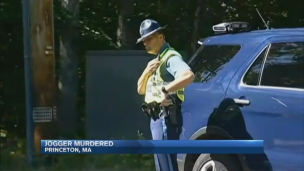 [NECN] Town Seeks Answers After Jogger's Murder