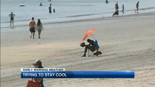 Beating Heat in Massachusetts