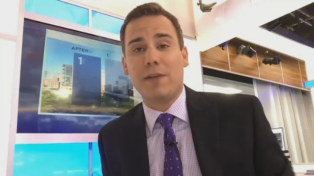 WEB EXCLUSIVE: Chris Gloninger Talks About Today's Heat