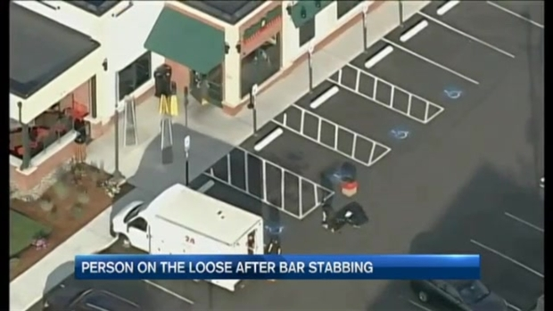 [NECN] One Stabbed Outside Bar in Woburn, Massachusetts