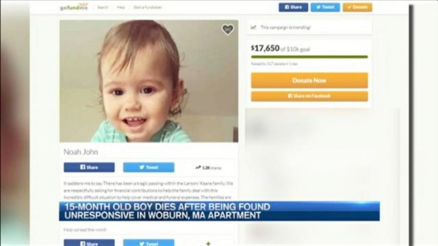 [NECN] One of 15-Month-Old Twins Found Unresponsive has Died