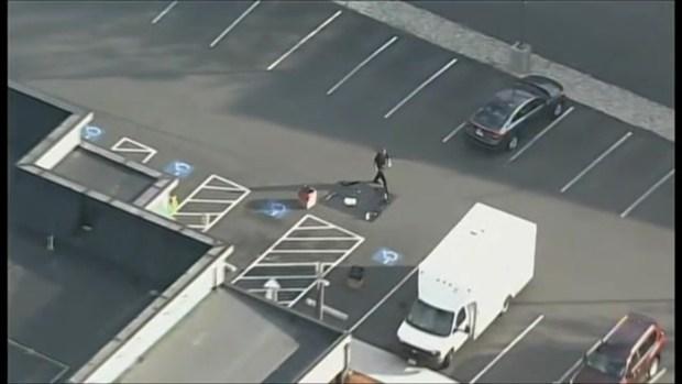 [NECN] Police Still On Scene Following Stabbing in Woburn