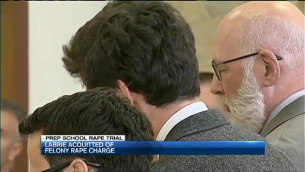 [NECN] Owen Labrie Could Face Up to 7 Years in Prison