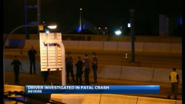 [NECN]Driver Under Investigation After 2 Killed in Crash