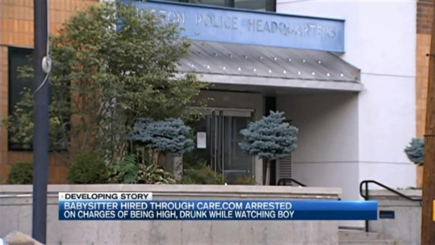 [NECN] Babysitter Hired Through Care.com Arrested on Charges of Being Drunk, High While Watching Boy