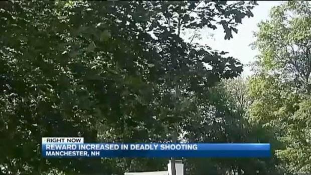 [NECN] Reward Increased in Deadly Shooting in N.H.