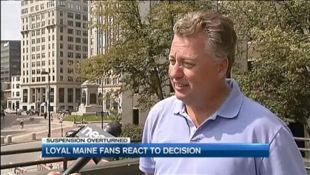 Mainers Pleased With Brady Ruling