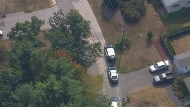 RAW VIDEO: Authorities Investigate Officer-Involved Shooting