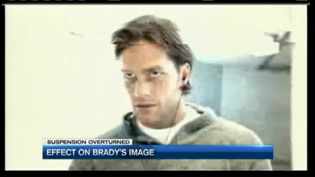 [NECN] How Deflategate, Overturned Suspension Affect Brady's Image