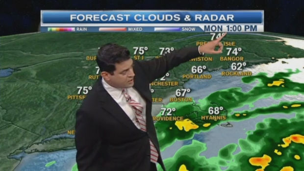 [NECN] Weather Forecast: Tracking Hermine