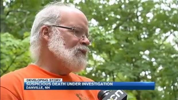 [NECN] Suspicious Death Under Investigation in Danville, New Hampshire