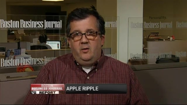 [NECN] Boston Business Journal Report: Apple Ripple