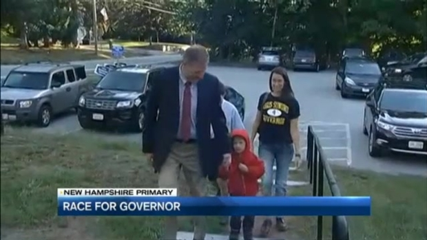 [NECN] New Hampshire Race for Governor