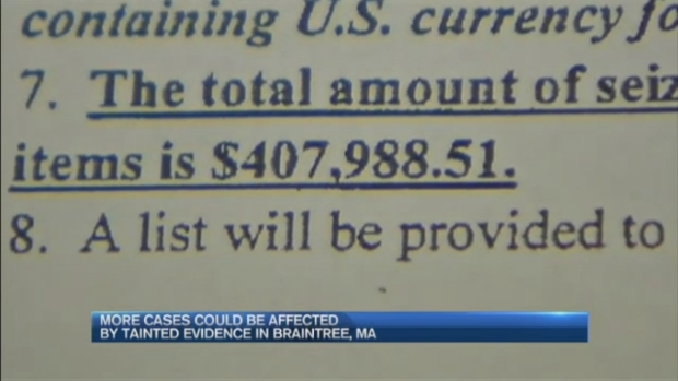 [NECN] Audit Finds Missing Evidence in Braintree Police Department