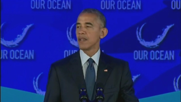 [NECN]Obama Creates First Marine National Monument in Atlantic