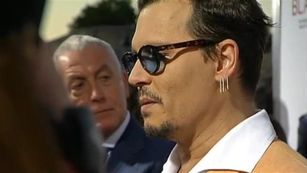 [NATL-NECN] Johnny Depp: 'I Was Really, Really Blown Away'