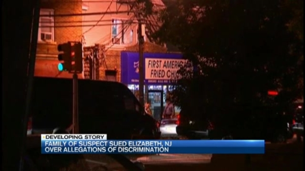 [NECN] Family of Bombing Suspect Sued Elizabeth, New Jersey, Over Allegations of Discrimination