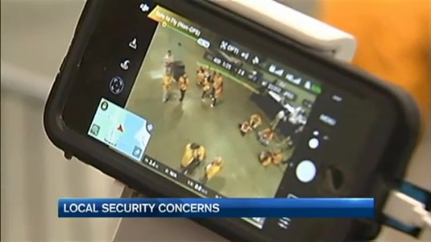 [NECN] Local Security Concerns Addressed After Bombings