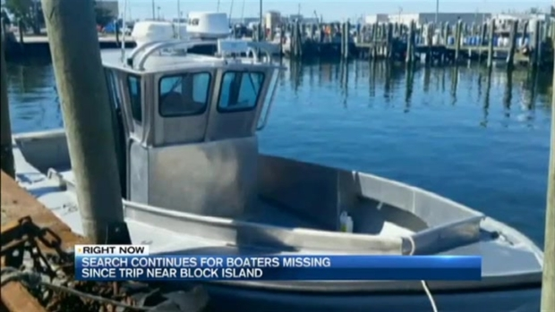 [NECN] Search for Missing Boaters in RI Shifts to NY