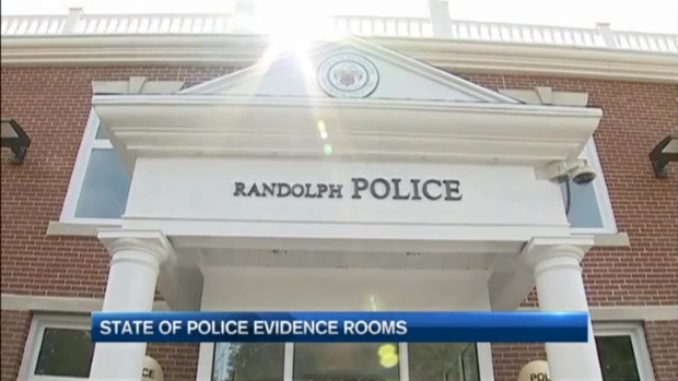 [NECN] State of Police Evidence Rooms