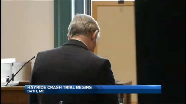 [NECN]Trial Starts for Driver in Fatal Hayride Crash