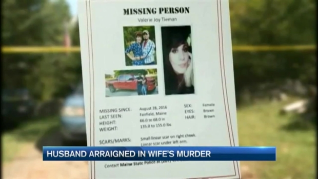 [NECN]No Bail for Man Charged With Murdering Wife