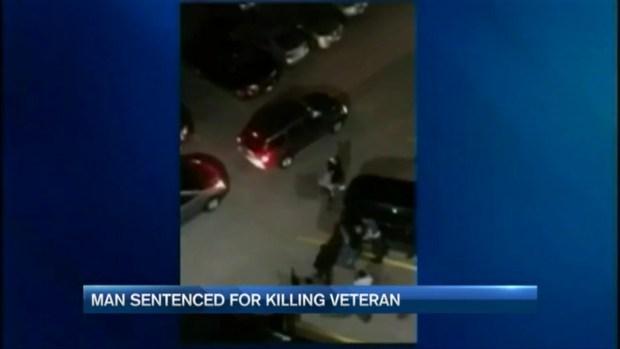 [NECN] Man Sentenced for Killing Veteran