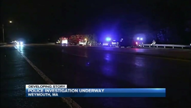 [NECN] FD: Woman Found Tied Up and Injured in Ravine in Weymouth, Mass.