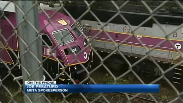 "[NECN]MBTA Spokesperson on ""Minor Flooding"""