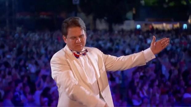 [NECN] Highlights From Boston Pops Fireworks Spectacular