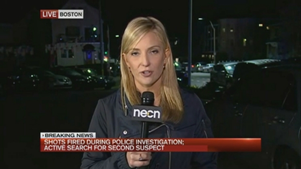 [NECN] Police Seek 1, Arrest 1 in Roslindale Shootout