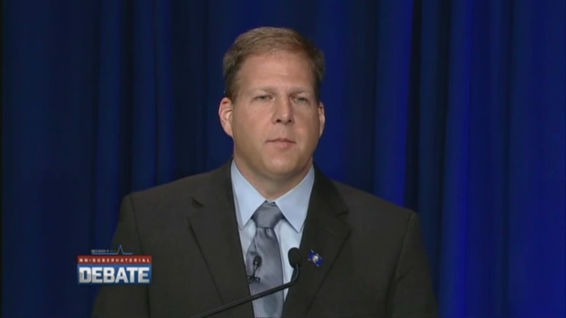 Sununu, Van Ostern Argue on Guns, Mental Health