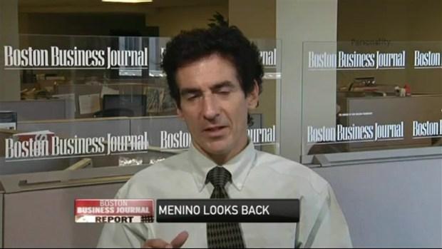 [NECN] Boston Business Journal Report: Menino Looks Back