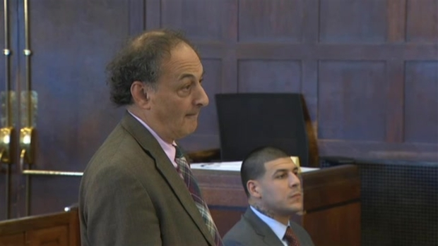 Aaron Hernandez Lawyers Argue for Dismissal of Murder Charges