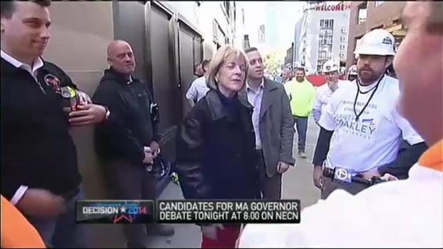 [NECN] NECN to Host Massachusetts Governor Debate at 8 p.m. Monday