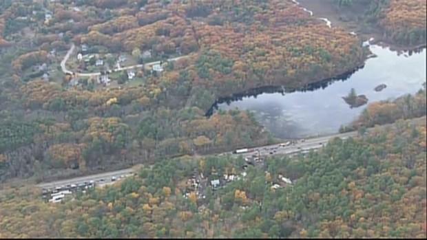 Crews Respond to Major Crash on Route 1